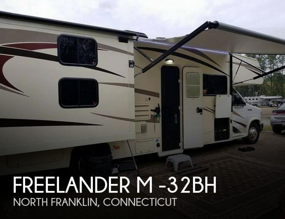 2017 Coachmen Freelander 31BH