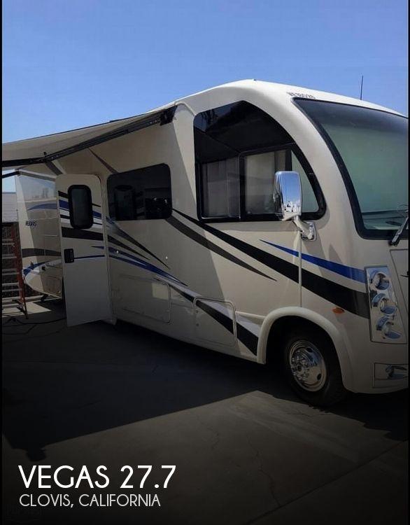 2018 Thor Motor Coach Vegas 27.7
