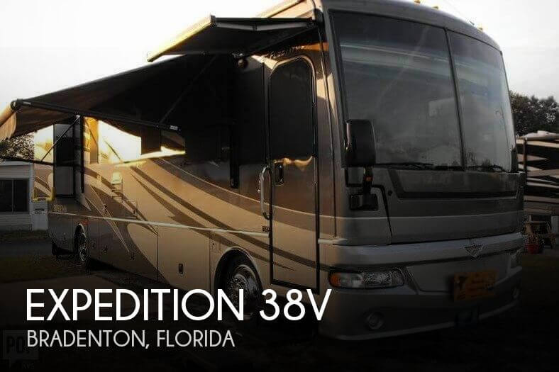 2007 Fleetwood Expedition 38V