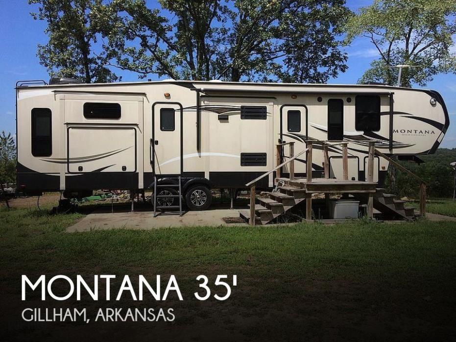 2016 Keystone Montana 362RD High Country
