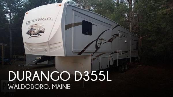 2012 KZ Durango D355L