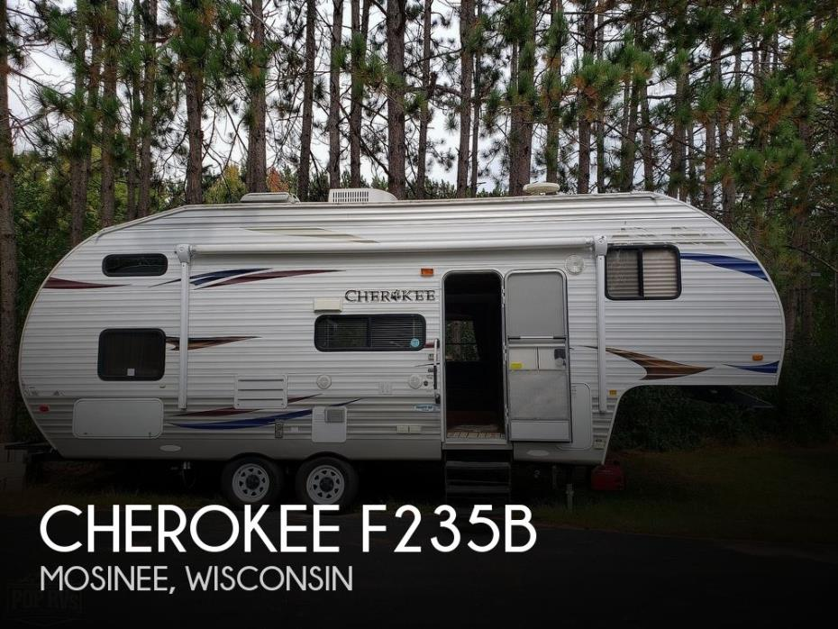 2012 Forest River Cherokee F235B