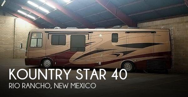 2007 Newmar Kountry Star 3910