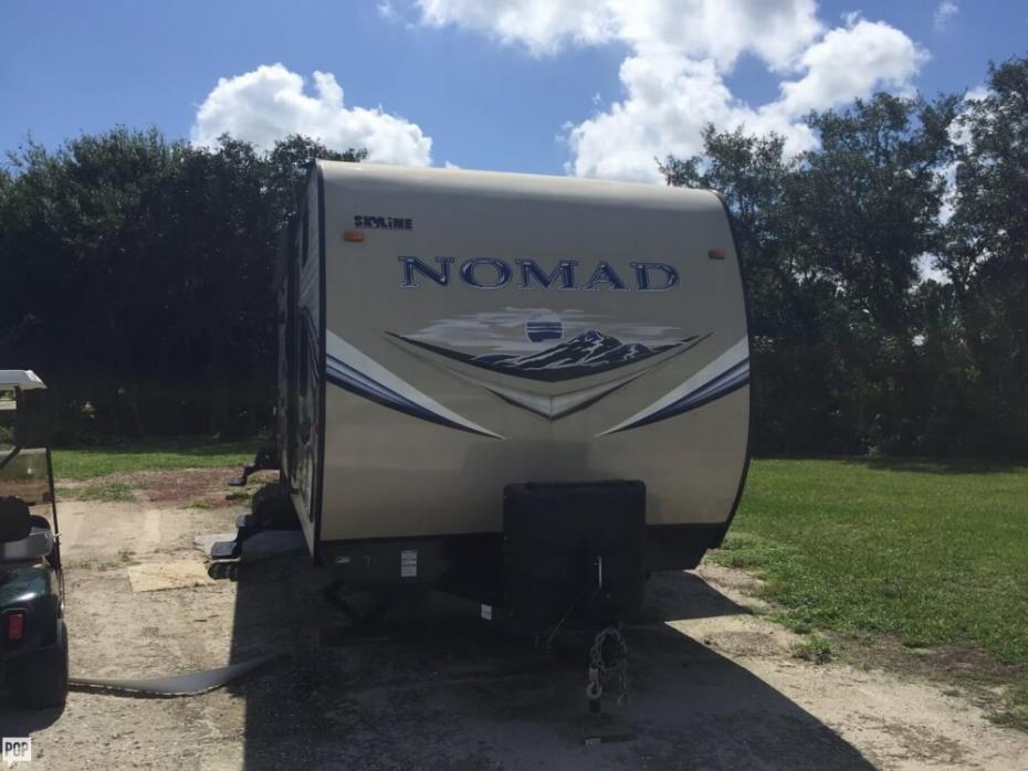 2014 Skyline Nomad Model 373, 3