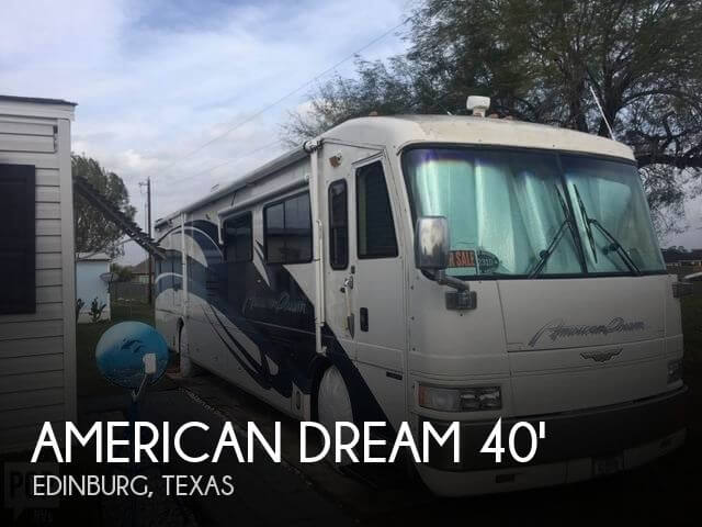 2000 American Coach American Dream 40