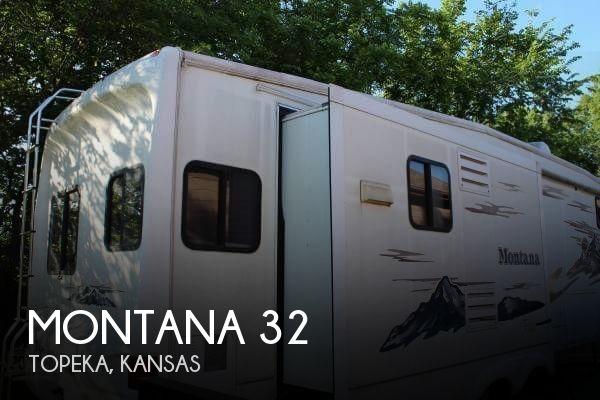 Keystone Montana Fifth Wheel 3295 Rk RVs For Sale