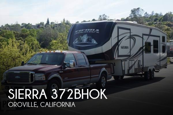 2016 Forest River Sierra Select 30IOK