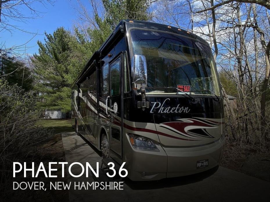2014 Tiffin Phaeton 36GH