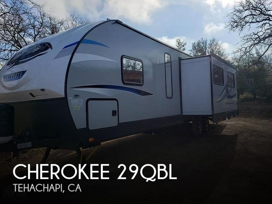 2019 Forest River Cherokee 29qbl