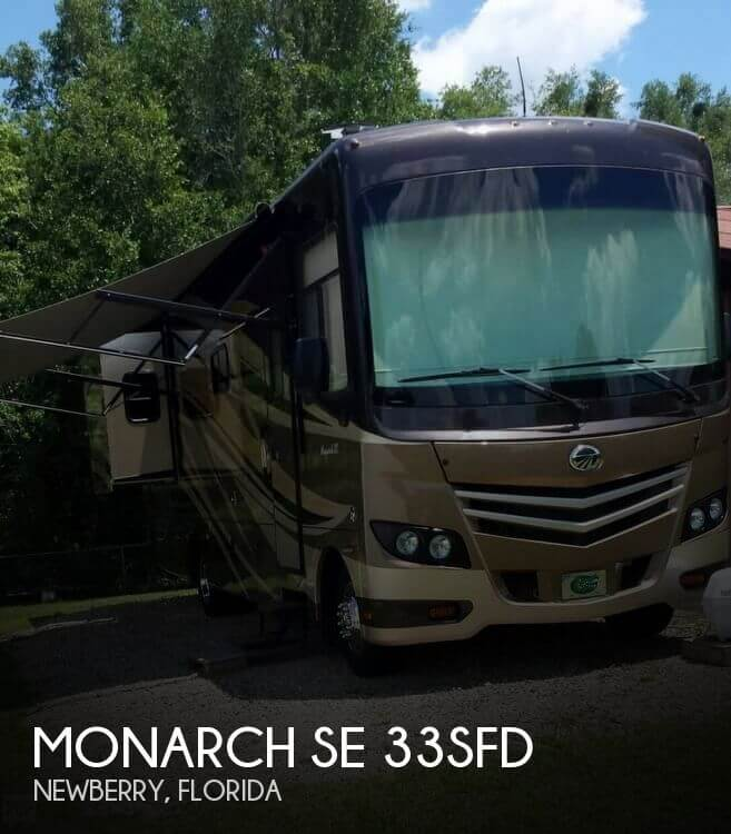 2014 Monaco Monarch SE 33SFD