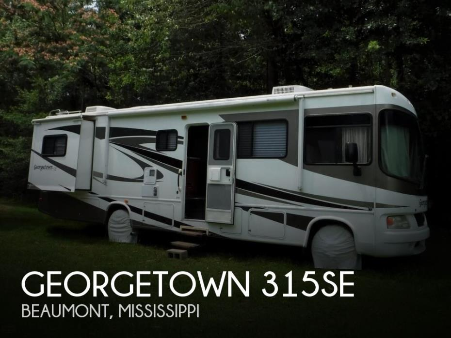 2007 Forest River Georgetown 315DS