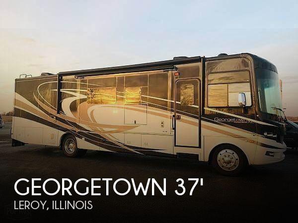 2014 Georgetown XL series 377TS