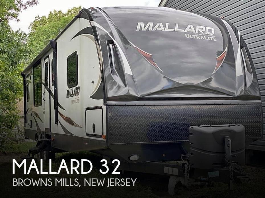 2018 Heartland Mallard 302M