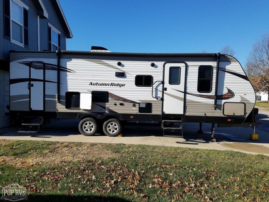 2018 Starcraft Autumn Ridge 289BHS