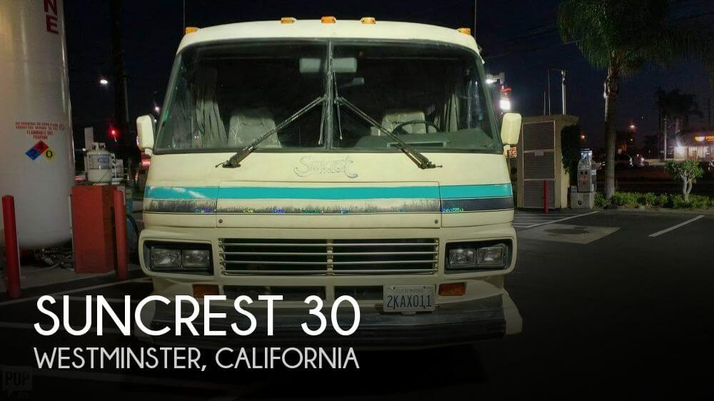 1988 Suncrest Suncrest 30