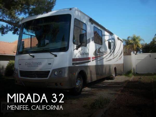 2013 Coachmen Mirada 29DS SE