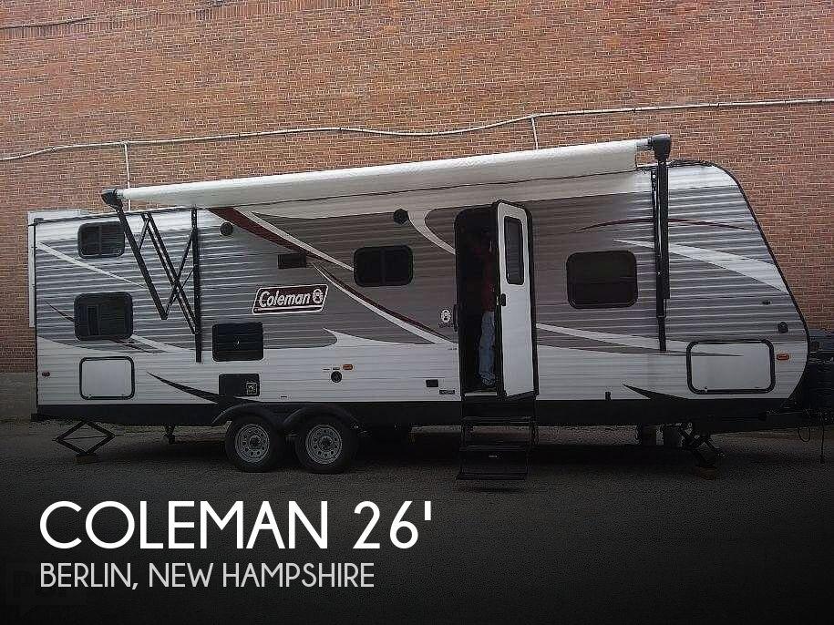2018 Dutchmen Coleman Lantern 262BH