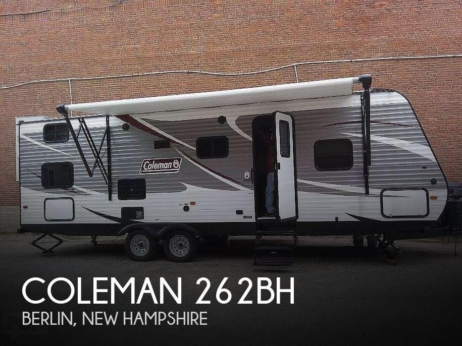 2018 Dutchmen Coleman 262BH