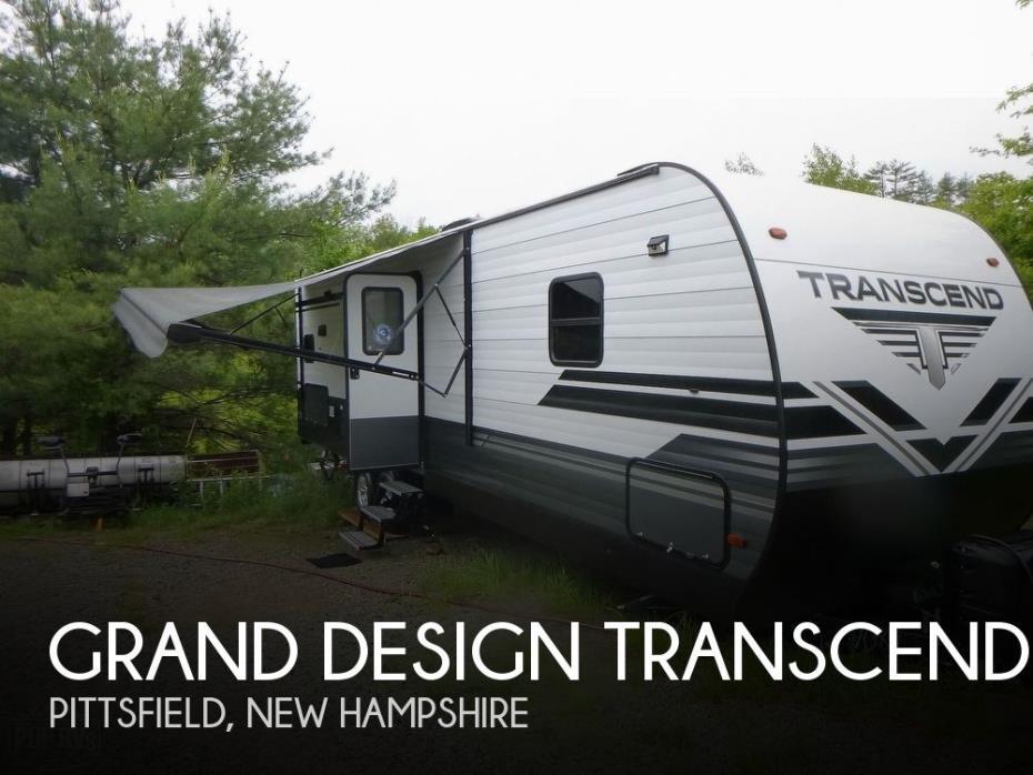 2019 Grand Design Transcend 28MKS