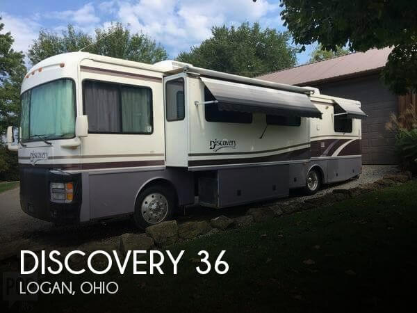 1999 Fleetwood Discovery 36