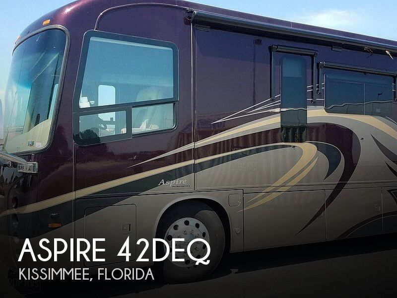 2013 Entegra Coach Aspire 42DEQ