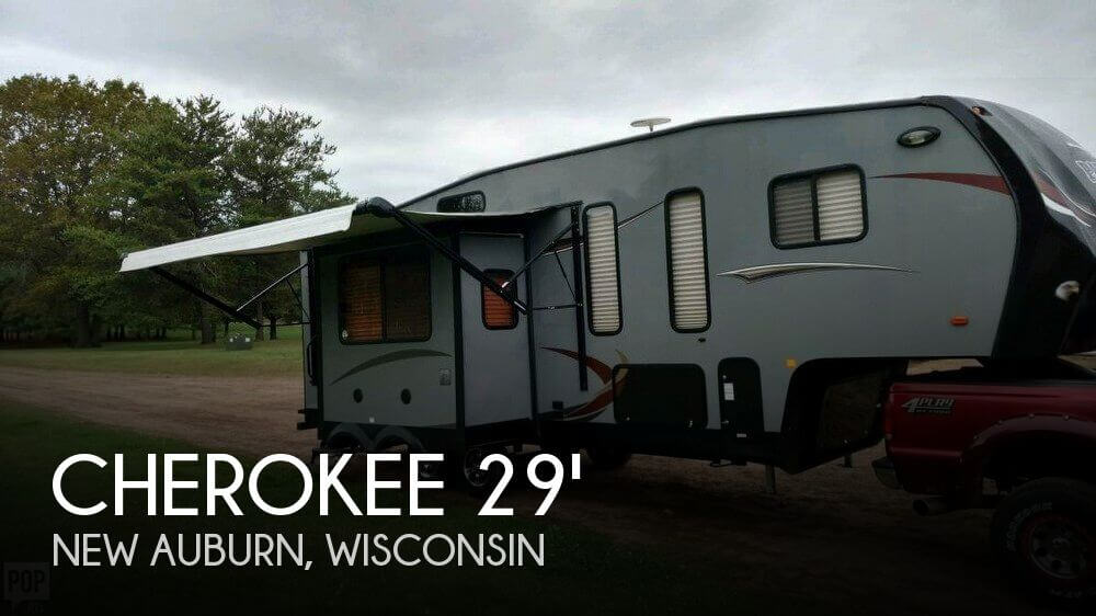 2015 Forest River Cherokee M-255 Patriot