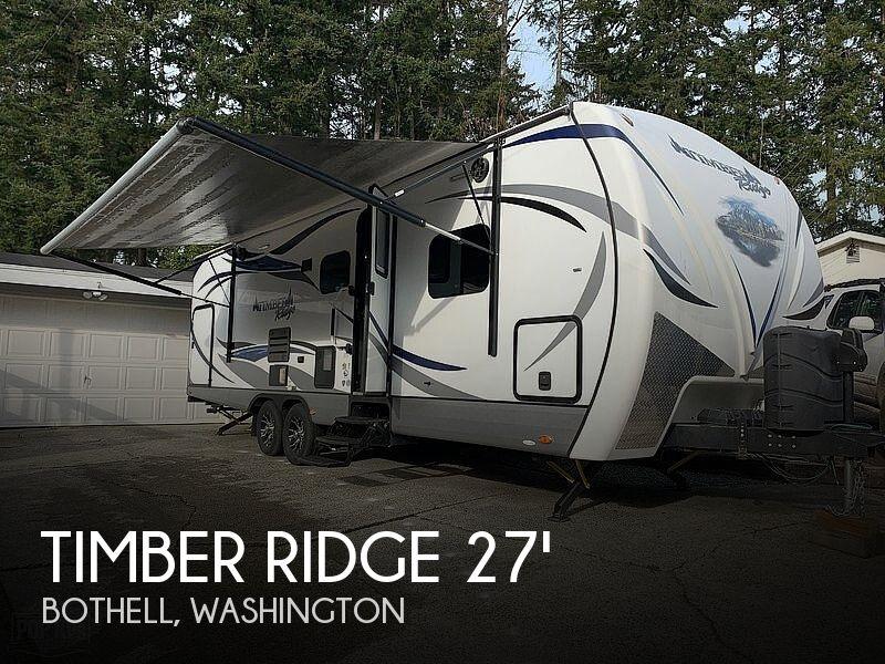2016 Outdoors RV Timber Ridge 270 DBHS