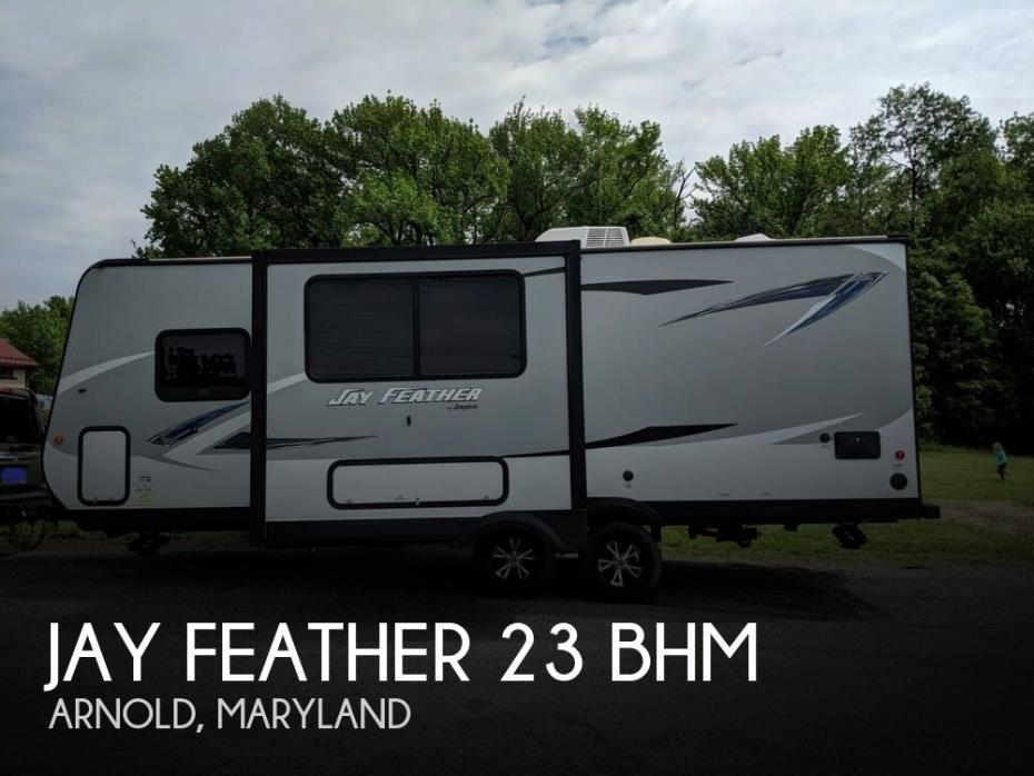 2017 Jayco Jay Feather 23 BHM