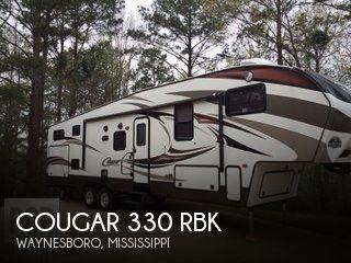2014 Keystone Cougar 330 RBK