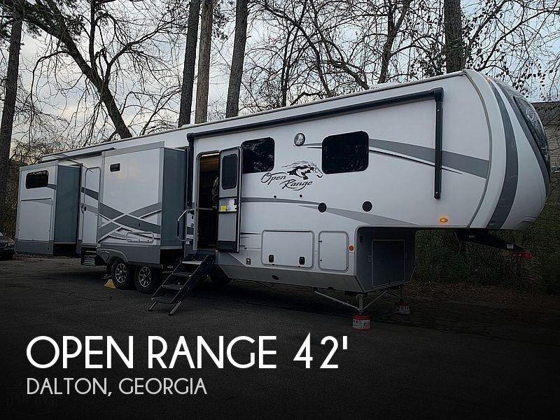 2019 Highland Ridge Open Range 3X 427BHS