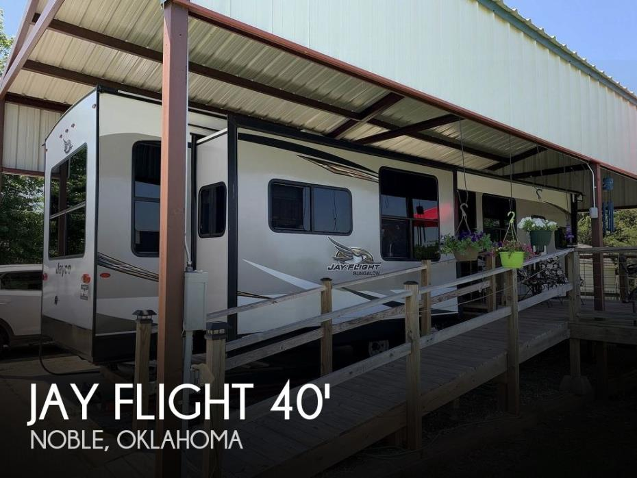 2019 Jayco Jay Flight Bungalow 40RLTS