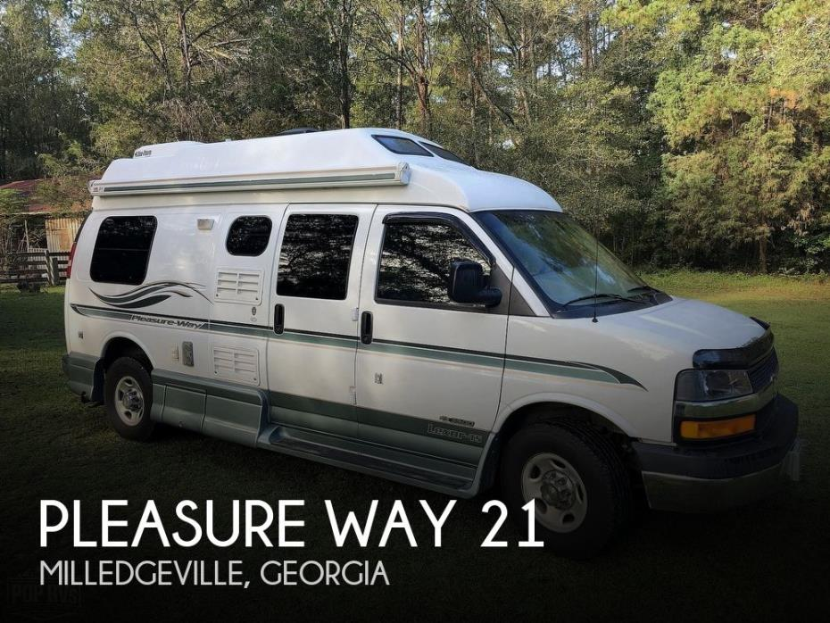 2004 Pleasure Way 21