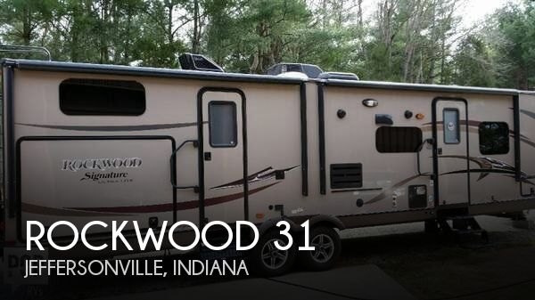 2014 Forest River Rockwood 31