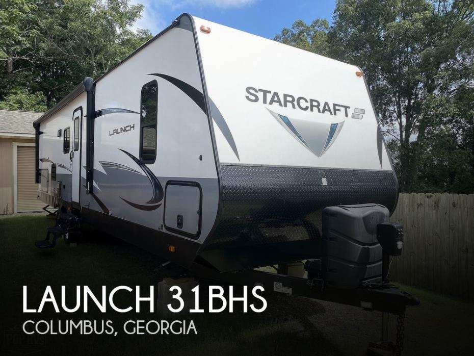 2019 Starcraft Launch 31BHS