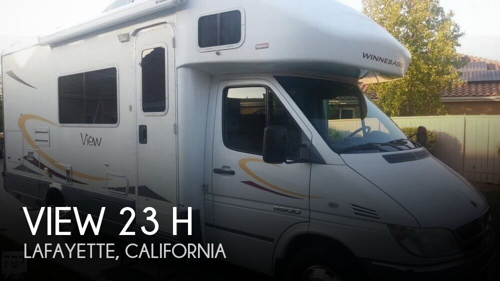 2007 Winnebago View 23 H
