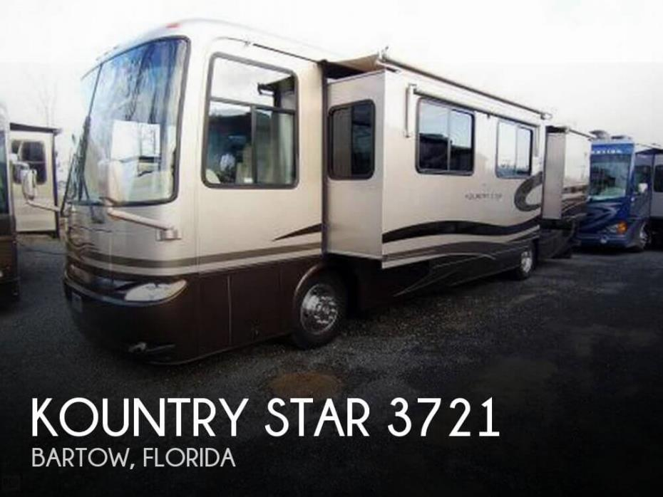 2005 Newmar Kountry Star 3721