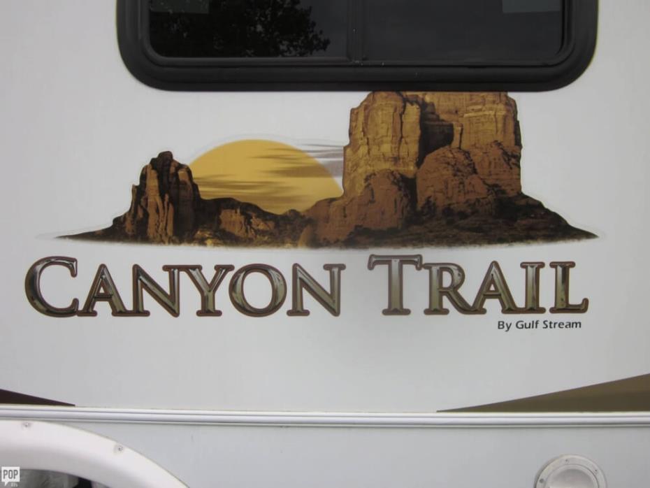 2010 Gulf Stream Canyon Trail 27 FRES, 8