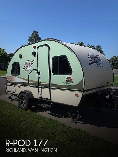 2017 Forest River R-Pod 177