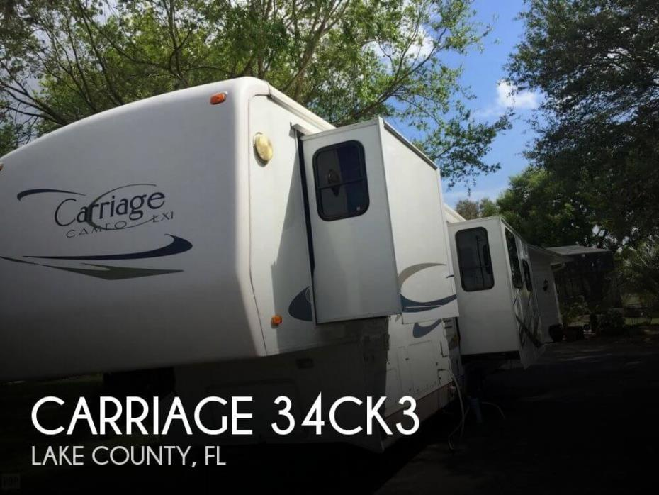2004 Royals International Carriage 34CK3