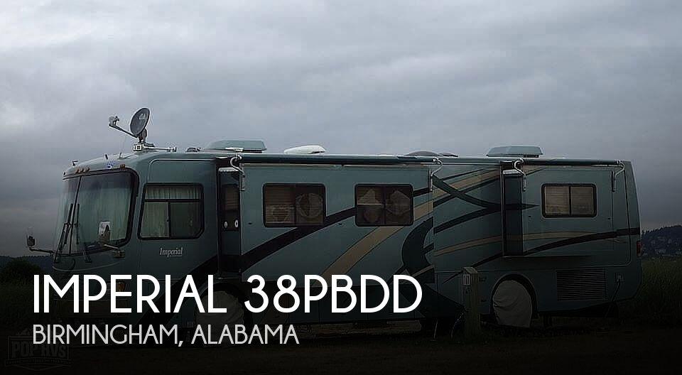 2001 Holiday Rambler Imperial 38PBDD