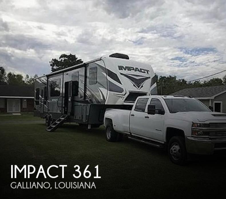 2017 Keystone Impact 361