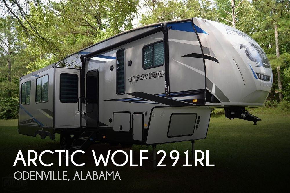 2020 Cherokee Arctic Wolf 291RL
