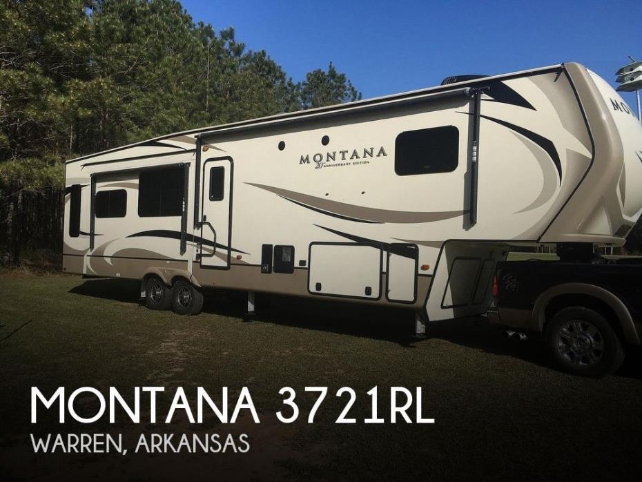 2019 Keystone Montana 3721RL