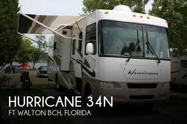 2006 Thor Motor Coach Hurricane 34N