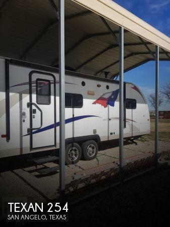 2013 Skyline Texan 254