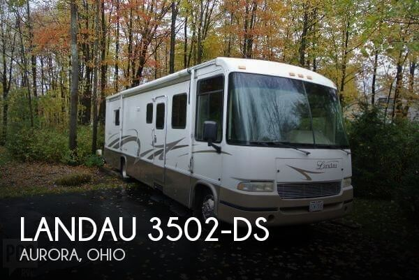 2001 Georgie Boy Landau 3502-DS