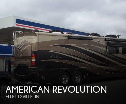 2014 American Coach American Revolution 42T