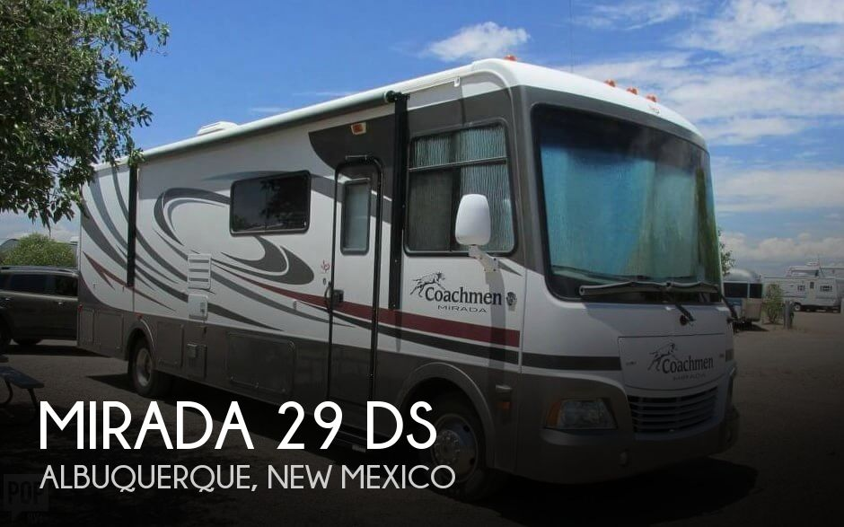 2011 Coachmen Mirada 29 DS