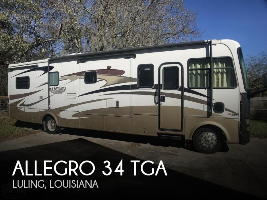 2008 Tiffin Allegro Open Road 34 TGA