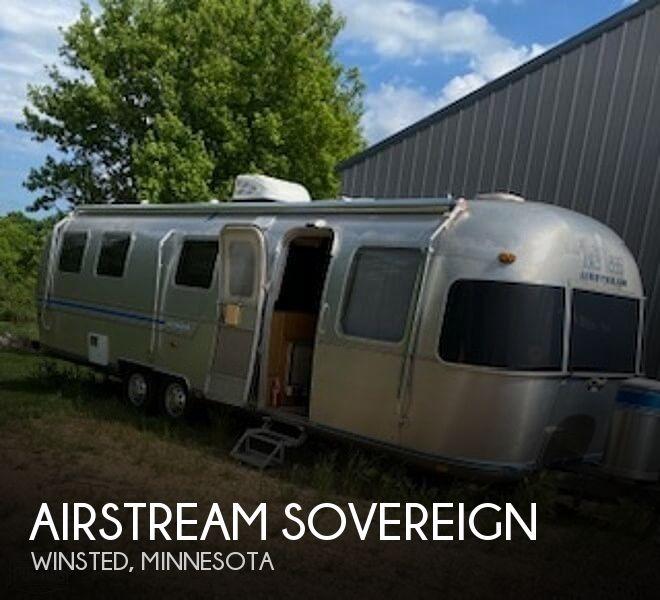 1984 Airstream Airstream Sovereign